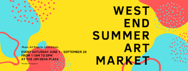 West End Summer Art Market
