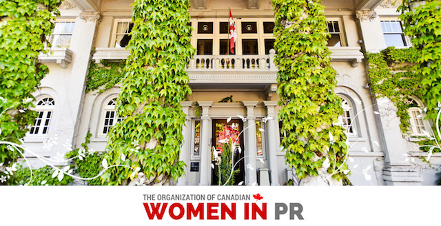Women in PR - Hycroft Manor