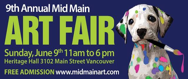 Mid Main Art Fair 2019