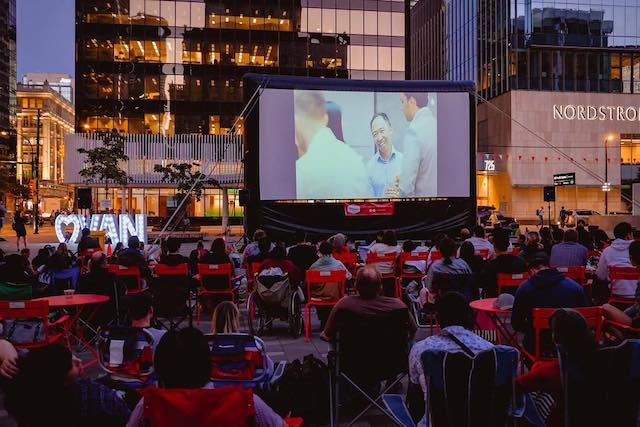 Downtown Vancouver Movies