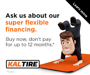 Kal Tire's Road Heroes Contest