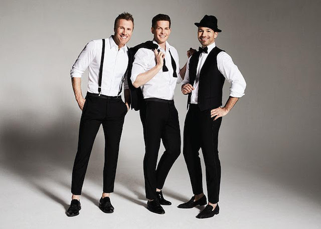 Tenors in Nanaimo