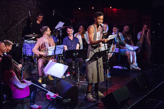 Queer Songbook Orchestra. Photo Tanja Tiziana