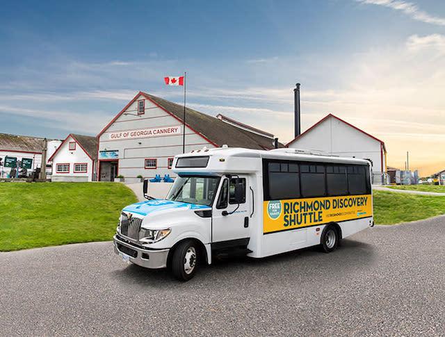 New Free Tourist Shuttle in Richmond
