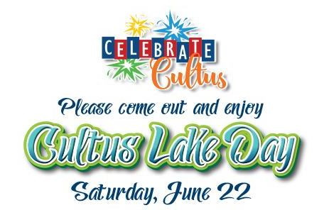 Cultus Lake Day