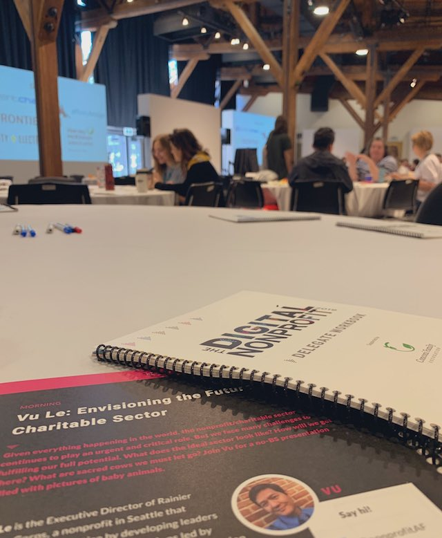 5 Takeaways from The Digital NonProfit Conference