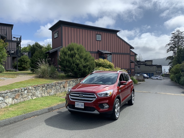 Ford Escape Sooke