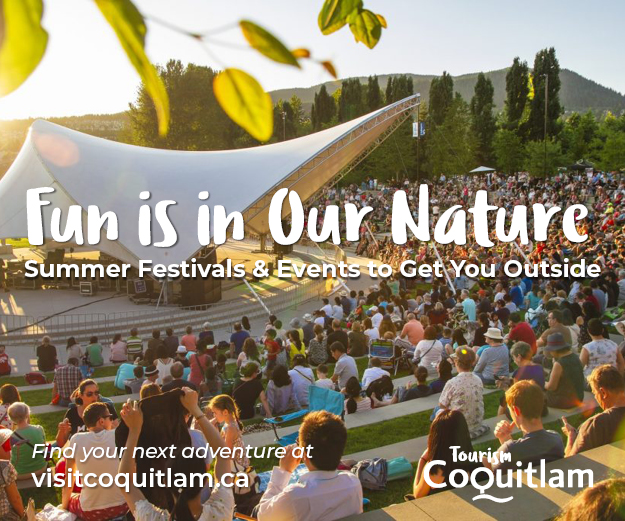 What's on in Coquitlam this month