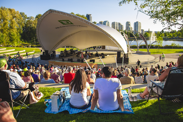 Free Outdoor Concerts and Patio Season in Coquitlam