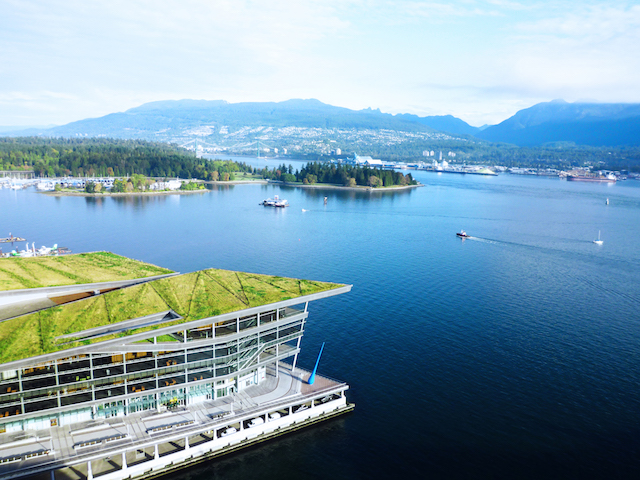 Convention Quest Celebrates 10 Years of the Vancouver Convention Centre West