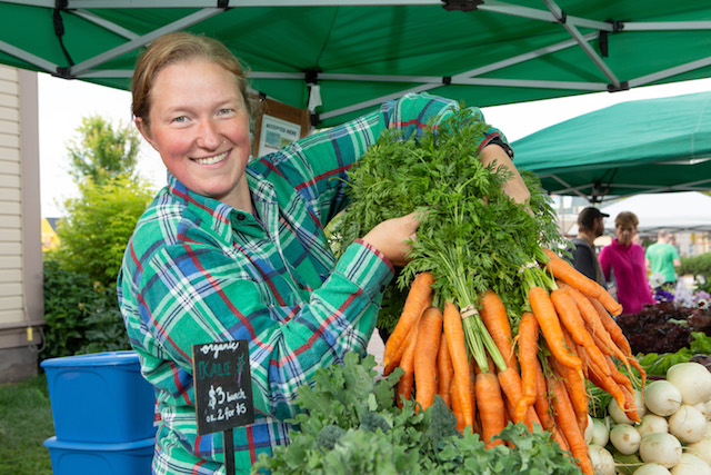 Bulkley Valley Farmers' Market in Smithers