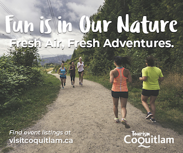 Visit Coquitlam September 2019