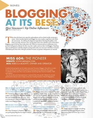Blog Pioneer