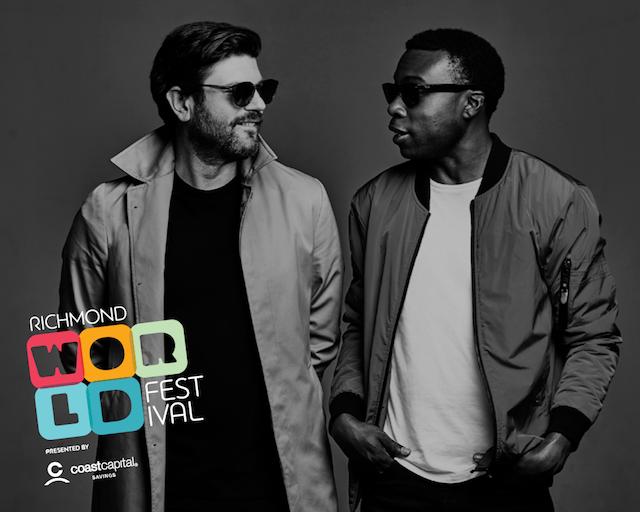 Richmond World Festival Bedouin Soundclash