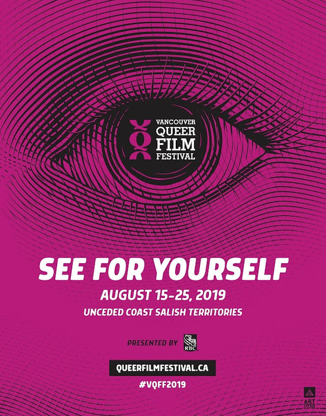 Vancouver Queer Film Festival Poster