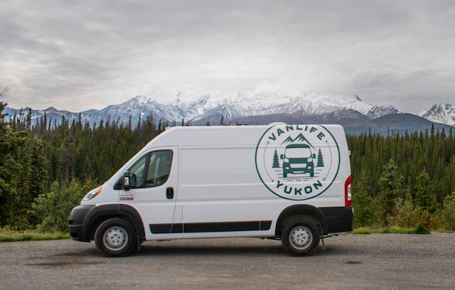 Van Life Yukon