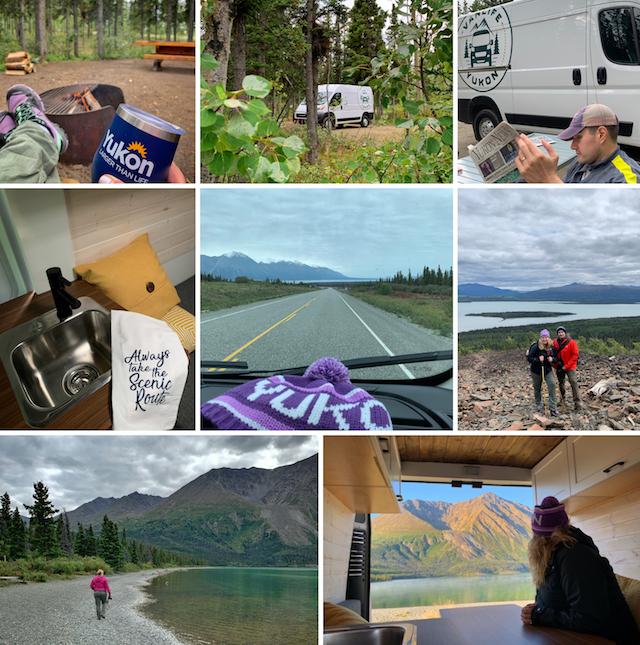 Yukon Camping