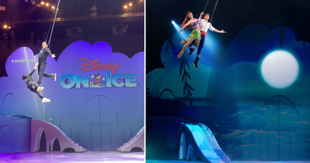 Kiss the Girl - Disney's the Little Mermaid - Disney on Ice - Feld Entertainment
