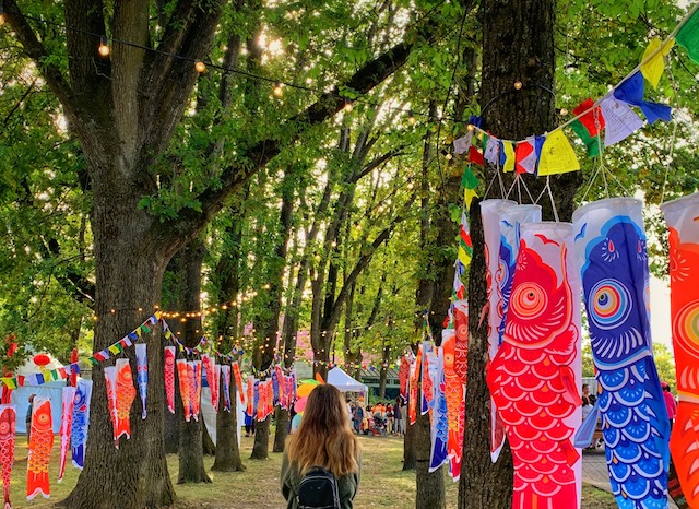 Richmond World Festival -Lanterns Alexis