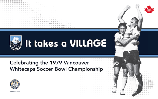 It Takes a Village - BC Sports Hall