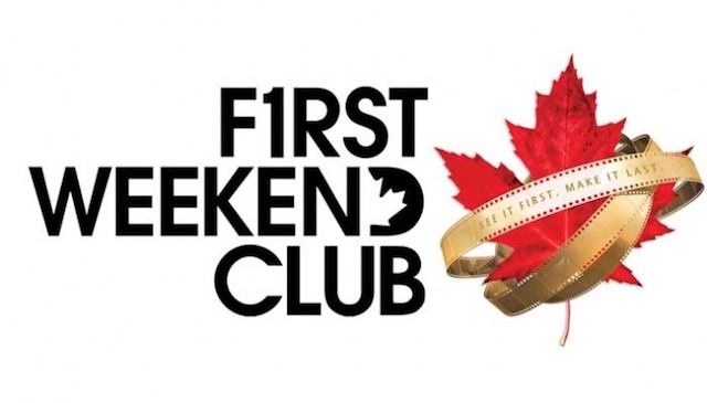First Weekend Club Logo