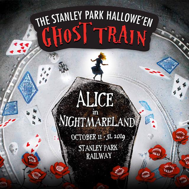 Ghost Train 2019