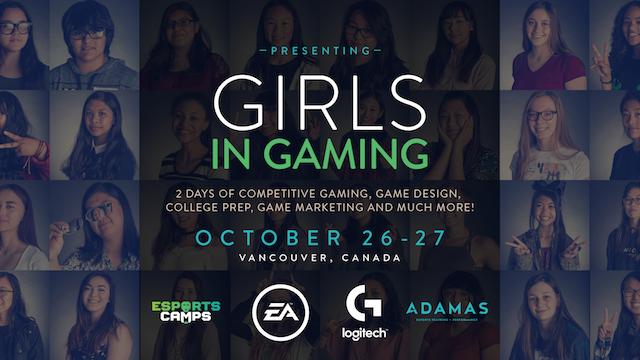 Girls in Gaming