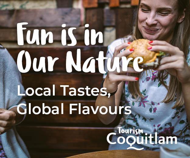 Visit Coquitlam November 2019