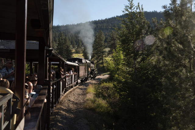 Wine Train Okanagan
