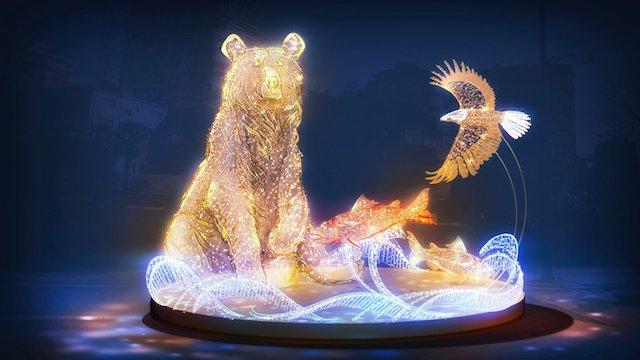 Lumiere Bear