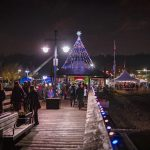 Port Moody Cheer at the Pier