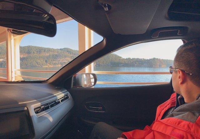 FerryCarDeck