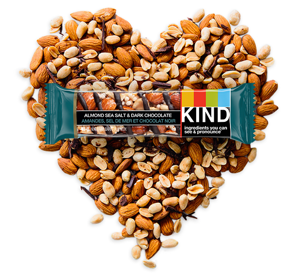 KIND Healthy Snacks Heart