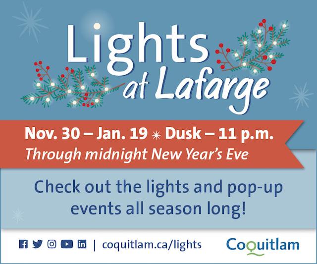 Lights at Lafarge 2019