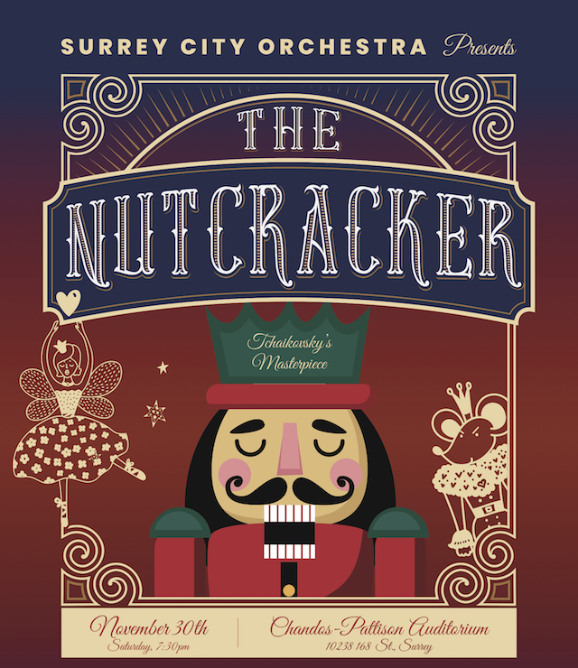 Surrey City Orchestra Presents The Nutcracker