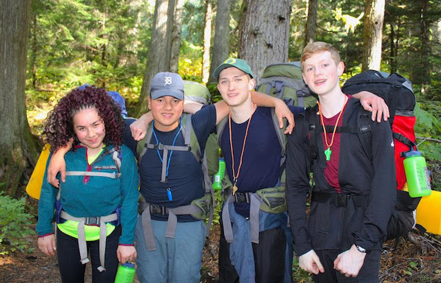 Invest in Youth This Giving Tuesday with Take a Hike Foundation