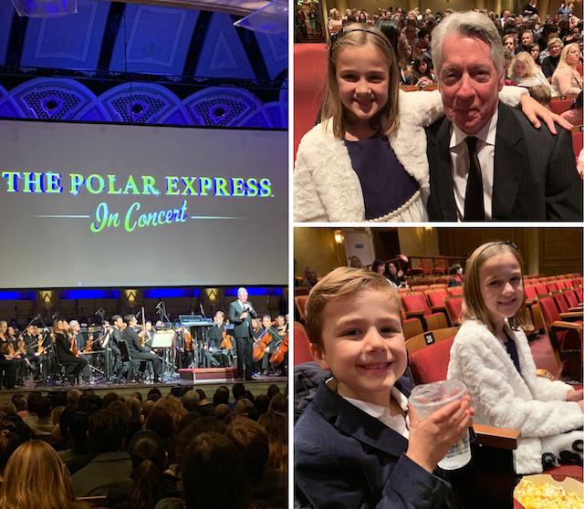 VSO Polar Express Alan Silvestri
