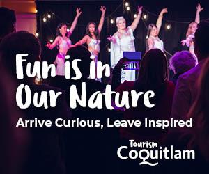 Visit Coquitlam January 2020