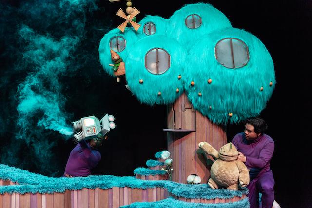 Carousel Theatre BEEP