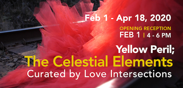 Yellow Peril; The Celestial Elements at SUM Gallery