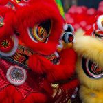 Chinatown Lions