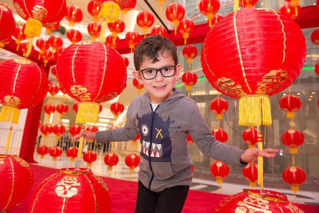 Lunar New Year Festivities at Metropolis at Metrotown