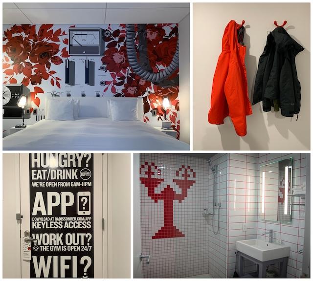 RED Radisson Portland Room
