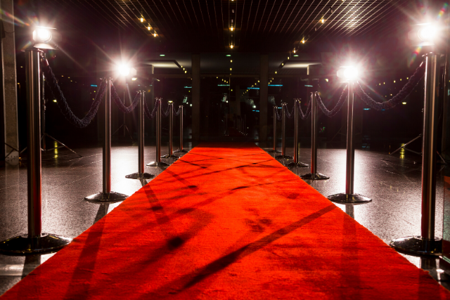 Red Carpet - Academy Awards - Vancouver Oscar Parties