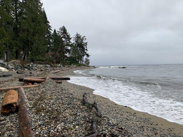 Nearby the inn, Henderson Beach, Roberts Creek