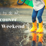Things to do in Vancouver - Rain