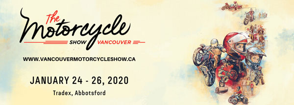 Vancouver Motorcycle Show+2020