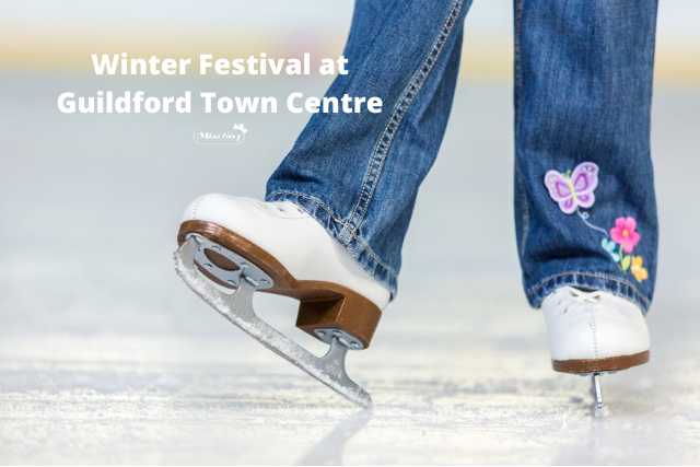 Winter Festival at Guildford Town Centre