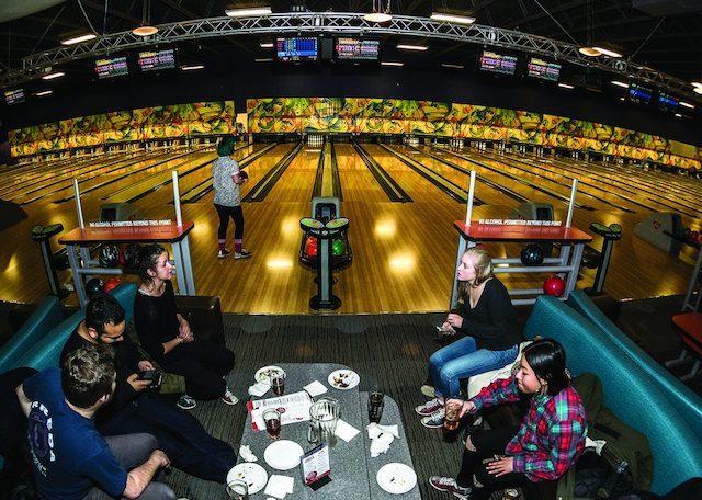 Zone Bowling