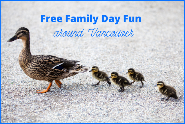 Free Family Day Events in Vancouver